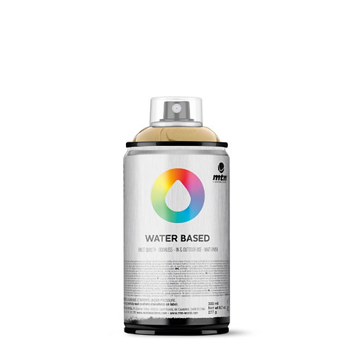 Spray pintura montana wb 300 frame gold 300ml