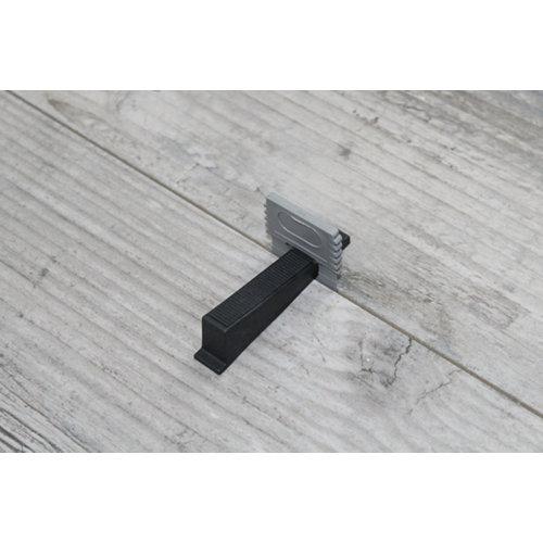 Kit sistema de nivelacion 1mm dexter