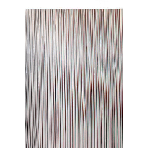 Cortina de puerta multicolor tradicional mijares de 120 x 210 cm