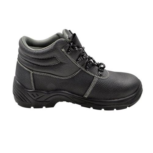 Calzado de trabajo de alta seguridad s3 negro t46