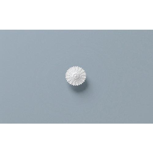 Rosetón pu (techo) arstyl® r61 ø 155 mm
