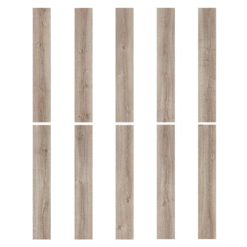 Lama vinílica en clic para suelo artens forte smoked xl mod012