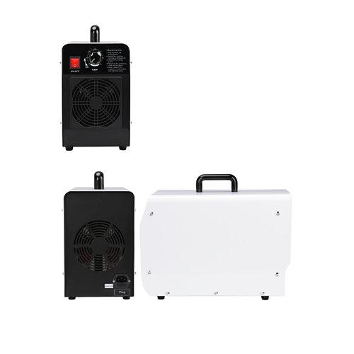 Generador de ozono optima 5g blanco