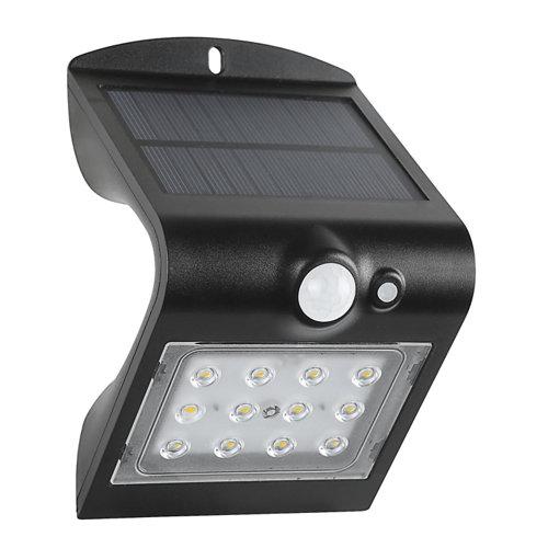 Aplique solar kano 5-220 lúmen 4000k inspire
