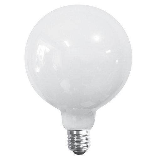Bombilla led globo 125 e27 12w 6000k mate