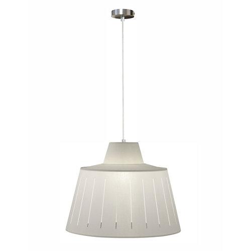 Lámpara colin 1 luz blanco