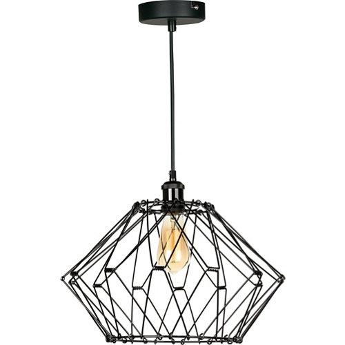 Lámpara multiformas acore 1 luz negra