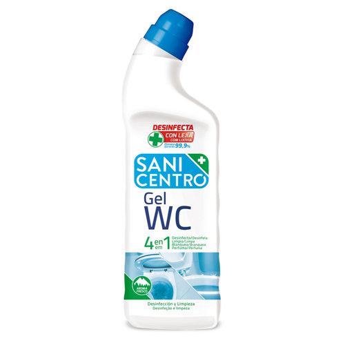 Gel wc desinfectante aroma fresco sanicentro 1l