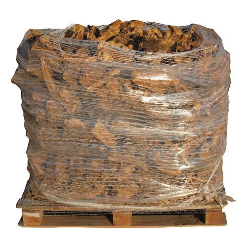 Palet de leña de olivo leñas oliver de 500 kg