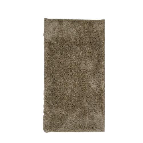 Alfombra gris microfibra blizz bereber 60 x 110cm