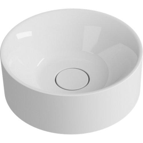 Lavabo capsule blanco 38x15.3x12.2 cm