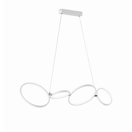 Lámpara led rondo 37w 3000k d110 blanco