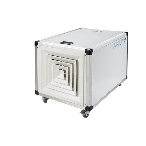 Purificador de aire s&p pap 650 con filtro hepa