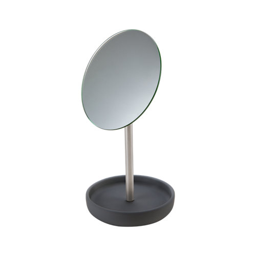 Espejo cosmético remix gris /plata