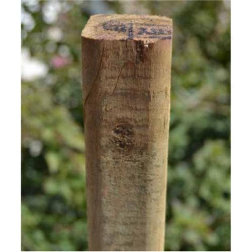 Poste de madera maciza 2/4 150 cm