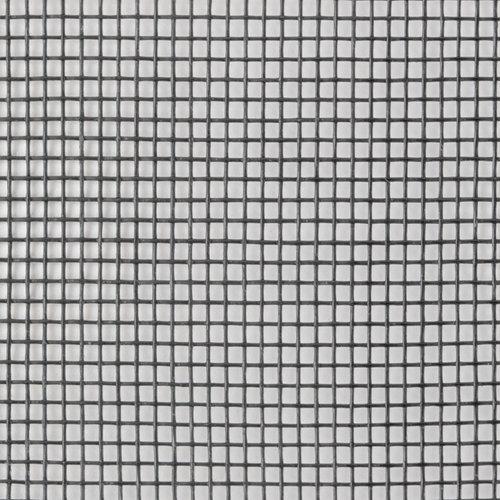 Tela de mosquitera artens de fibra de vidrio gris de 120x300 cm