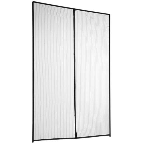 Mosquitera cortina artens para puerta de 100x230 cm