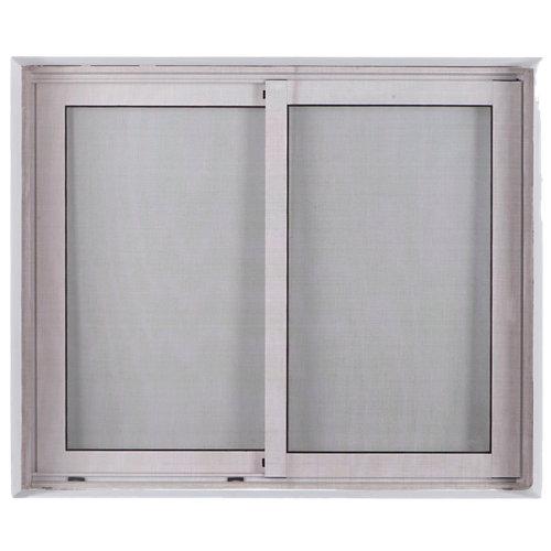 Tela de mosquitera artens de fibra de vidrio blanco de 120x300 cm