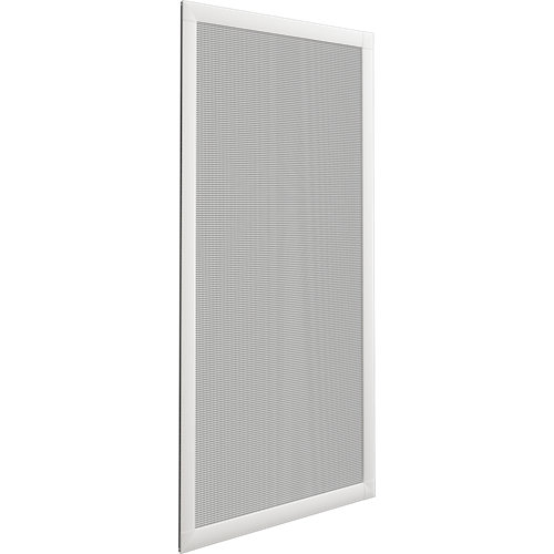 Mosquitera corredera artens para ventana con tela de fibra de vidrio de 70x130cm