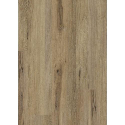 Lama vinílica clic gerflor intenso nature, estilo madera, color marrón