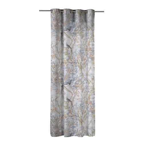 Cortina ollaos mayura moonlight 140 x 270 cm