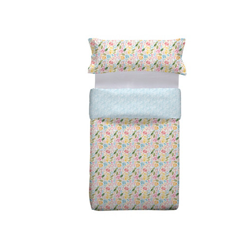 Funda nórdica prader multicolor para cama 90 / 105 cm