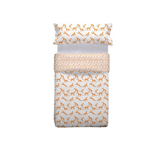 Funda nórdica longel multicolor para cama 90 / 105 cm