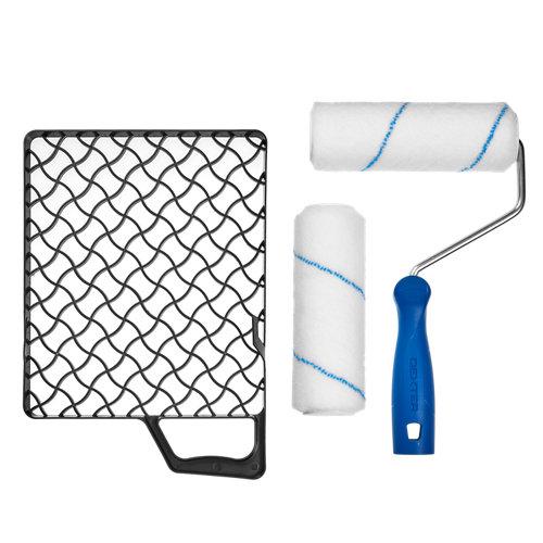 Kit para pintar dexter paredes y techos lisos