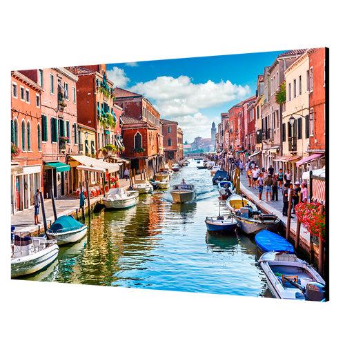 Cuadro imagen sin marco city-urbano 100 x 140 cm