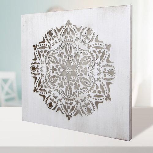 Mosaico mod.122 blanco envejecido 30 x 30 cm