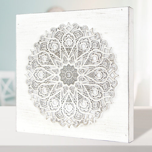 Mosaico mod.223 blanco envejecido 30 x 30 cm