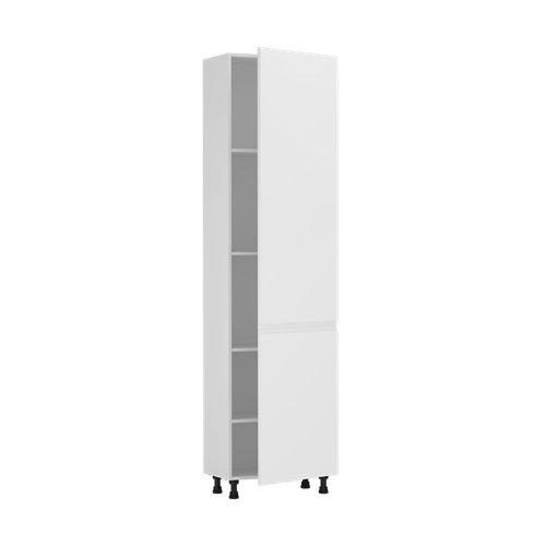 Armario cocina semicolumna delinia id sofía blanco multiuso 137,6x40 cm 1 pta