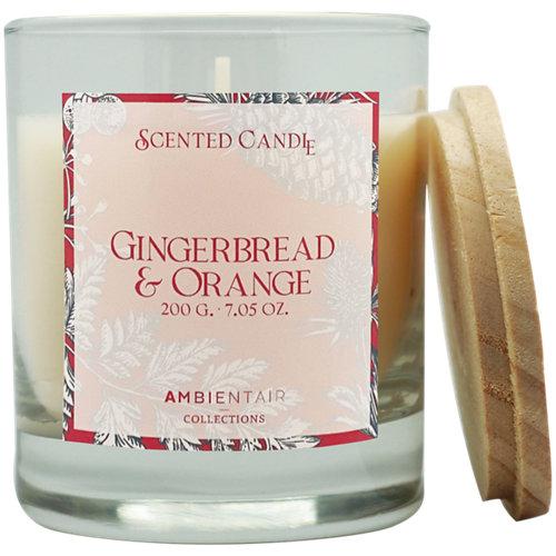 Vela perfumada copa gingerbread blanco 0.63 g