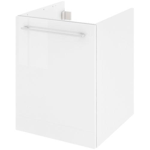 Mueble de baño con lavabo remix con 1 puerta blanco 45x48 cm