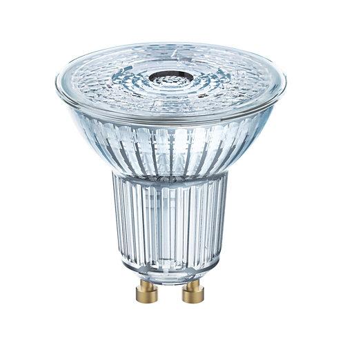 Bombilla osram reflectora con casquillo gu10 5.3w de 2700 k