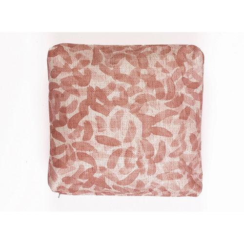 Cojín shite rosa 40 x40 cm