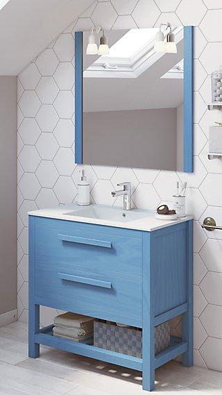 Muebles De Baño Con Lavabo Leroy Merlin