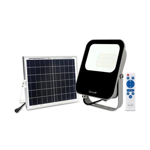 Proyector solar placa desplaza 650 lúmen 6500k