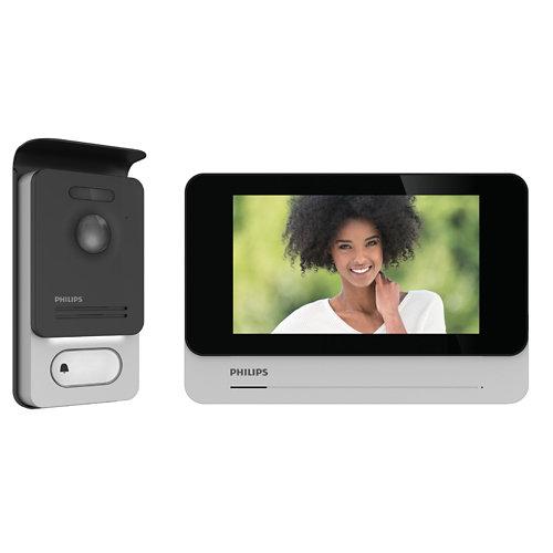 Videoportero philips welcomeeye connect 2 con función wifi
