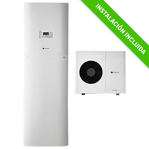 Inst. pack genia air split 4 con miproha 4-5 os 230v b3 +ha 6-5 stb con acs 190l