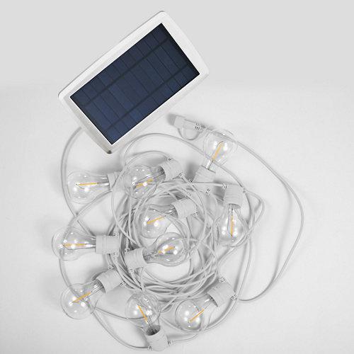 Guirnal solar allegra 10 luces 4.5ml 2700k blanca