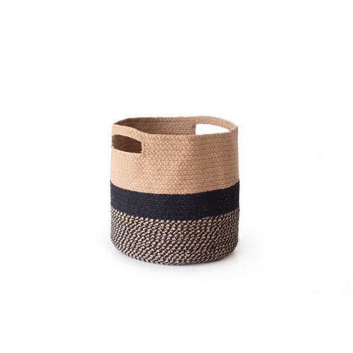 Basket yute nees 30x30 cm