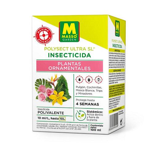 Insecticida massó para plantas ornamentales