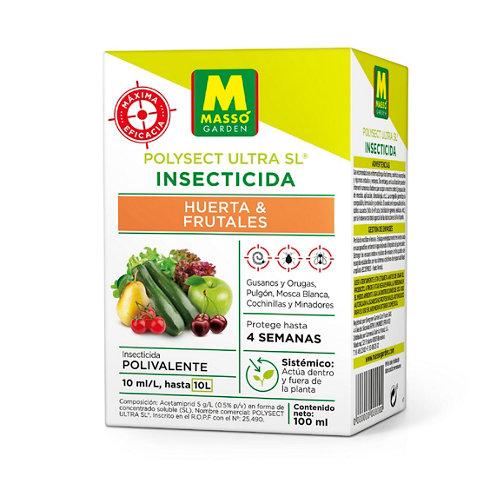 Insecticida massó para frutas y verduras concentrado 100ml