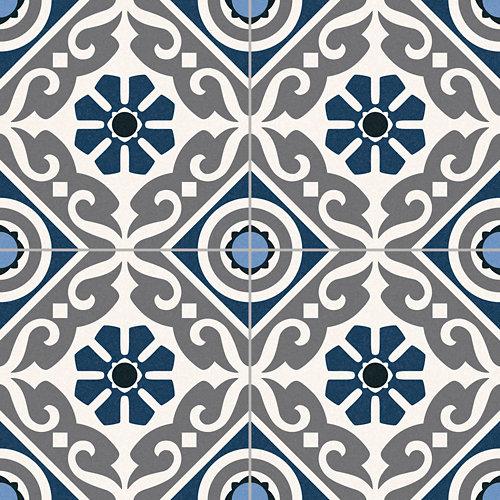 Pavimento musa blue 33,15x33,15 cm