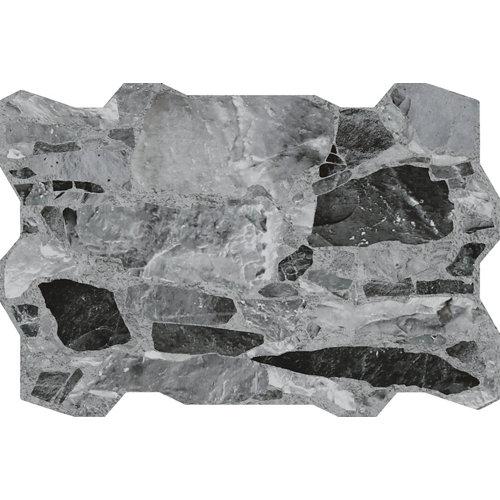 Revestimiento porcelánico rambla basalto 40x60 cm