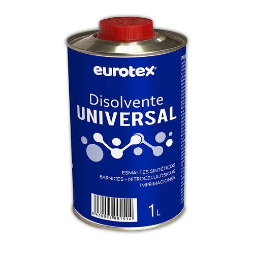 Disolvente universal eurotex 1l