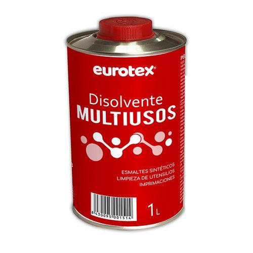 Disolvente multiusos eurotex 1l