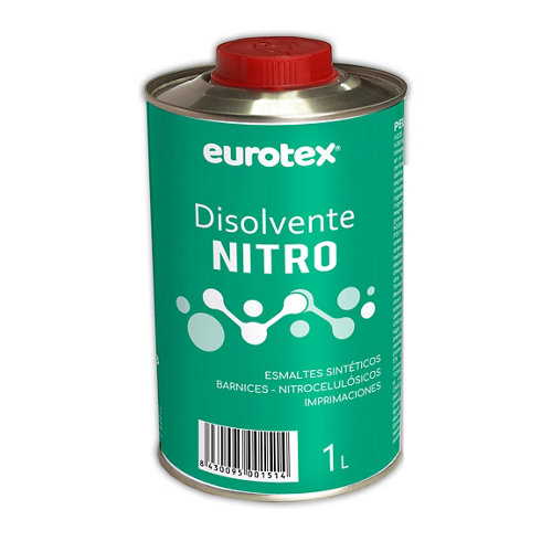 Disolvente nitro eurotex 1l