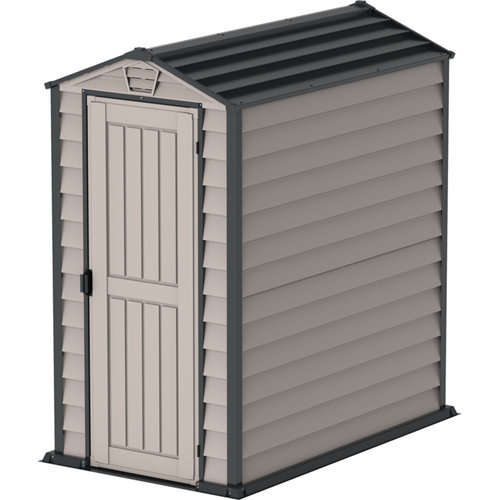 Caseta de resina evermore de 117.4x189.7x172.9 cm y 2.03 m2
